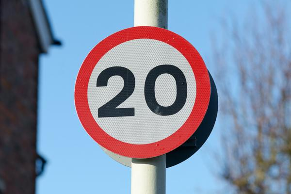 Have your say on traffic speeds