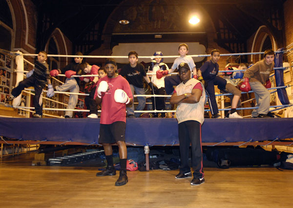 All Stars Boxing Gym