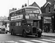 No 18 Bus, Harrow Road