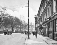 Harrow Road in the 1920s