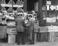 1930s Greengrocers, HarrowRd