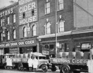 Westons Cider House 339 Harrow Rd