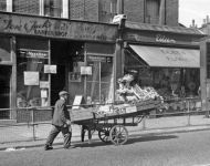 Deliveries, Harrow Road